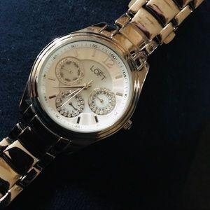 NWOT LOFT watch